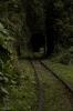 Escuridão no Inicio do Túnel