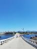 A ponte vazia na pandemia