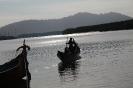 Rotina Diária dos pescadores que chegam na cidade para negociar seu pescado, e fazer suas compras