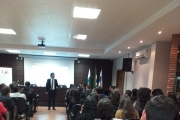 Núcleo de Pós-Graduação do ISULPAR marca presença em evento da OAB