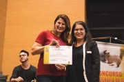 Premiação do V Concurso de Fotografia